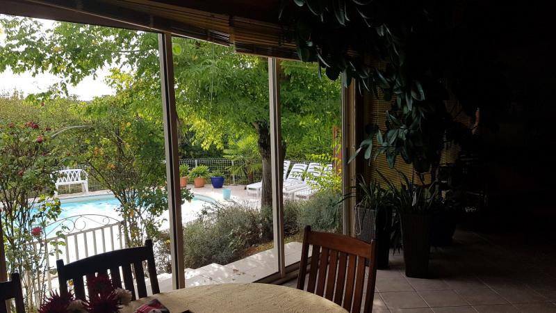 Sale house / villa Baziege 415000€ - Picture 5