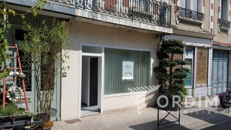 Vente local commercial Auxerre 46 000€ - Photo 1