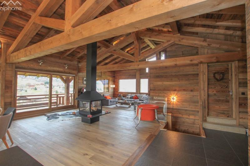 Deluxe sale house / villa Combloux 1390000€ - Picture 8