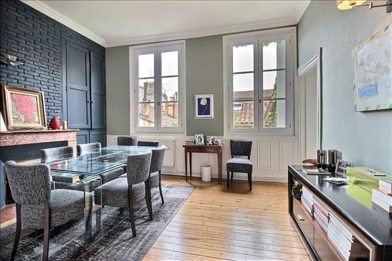 Vente de prestige appartement Toulouse 690 000€ - Photo 1