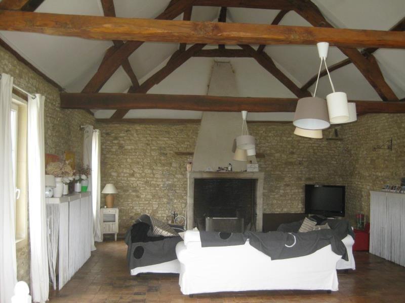 Sale house / villa Saint martin la garenne 465000€ - Picture 3