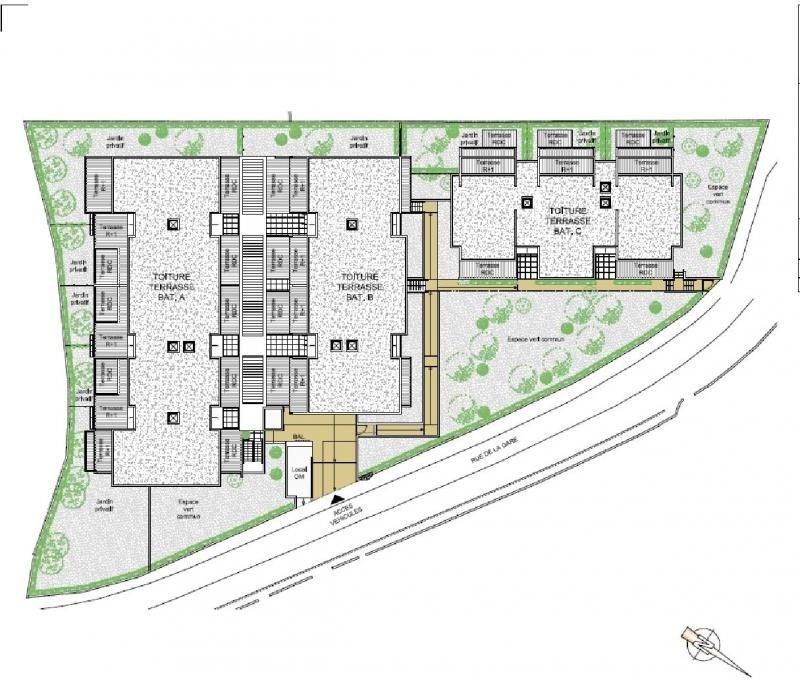 Vente appartement St jean de vedas 285000€ - Photo 2
