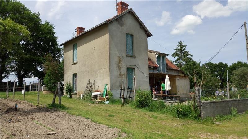 Sale house / villa Bourbon l archambault 70000€ - Picture 1