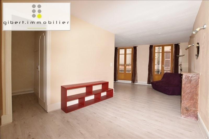 Sale apartment Le puy en velay 35000€ - Picture 3