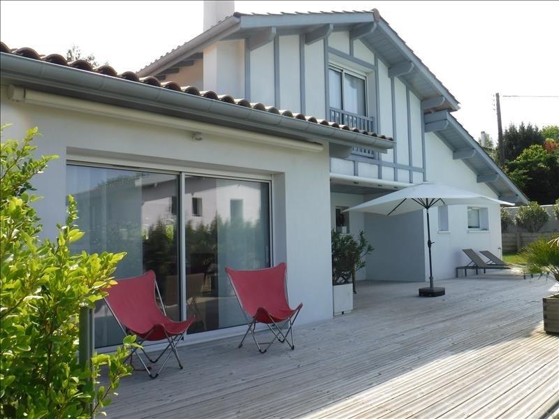 Deluxe sale house / villa Ahetze 755000€ - Picture 3