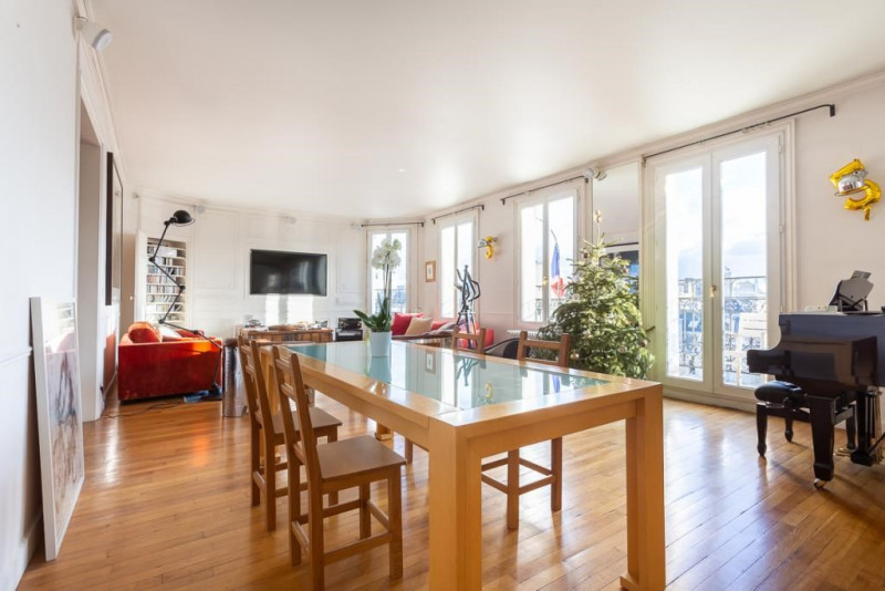 Vente de prestige appartement Paris 8ème 3 350 000€ - Photo 2