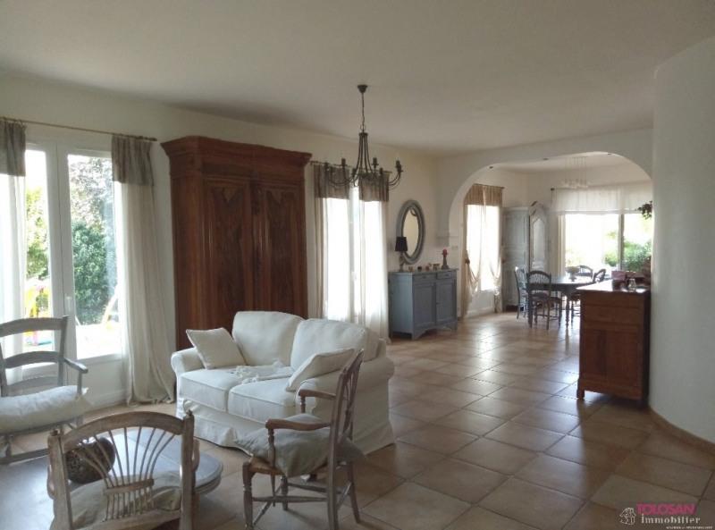 Sale house / villa Baziege 441000€ - Picture 8