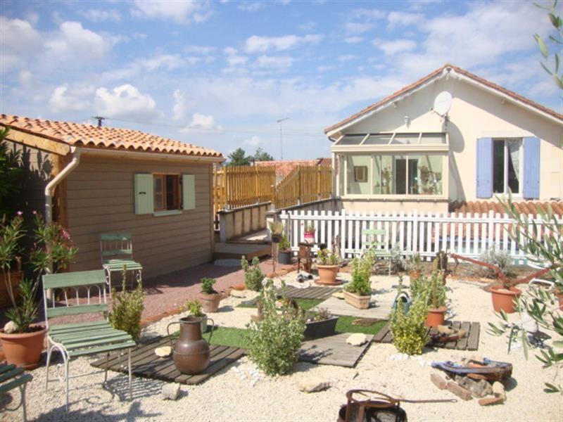 Sale apartment Saint-jean-d'angély 41400€ - Picture 1