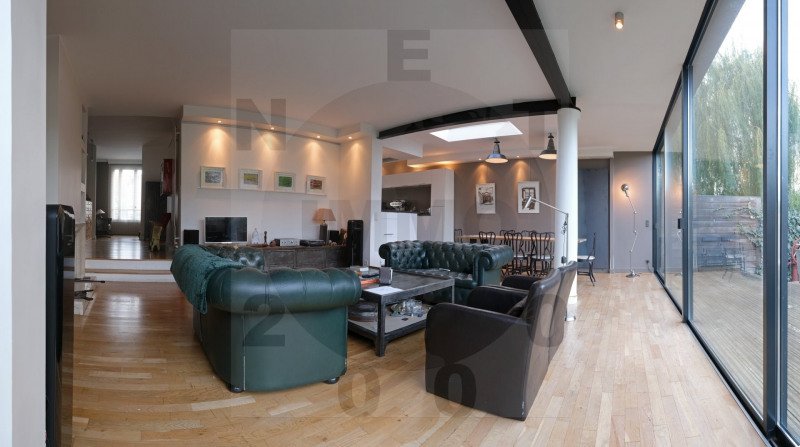 Vente de prestige maison / villa Maisons alfort 1 150 000€ - Photo 5
