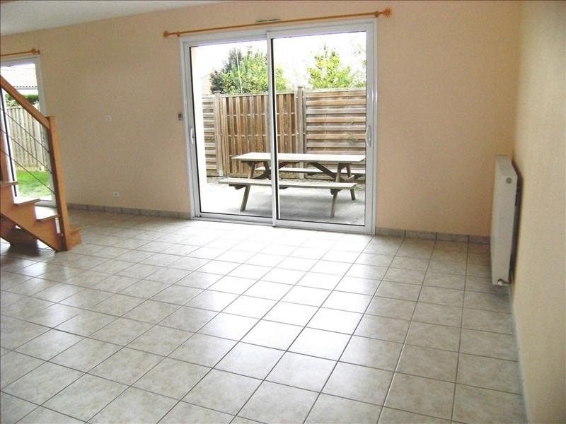Rental house / villa Ste florence 500€ CC - Picture 2