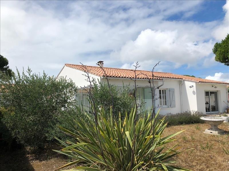 Venta de prestigio  casa Bois plage en re 598500€ - Fotografía 1