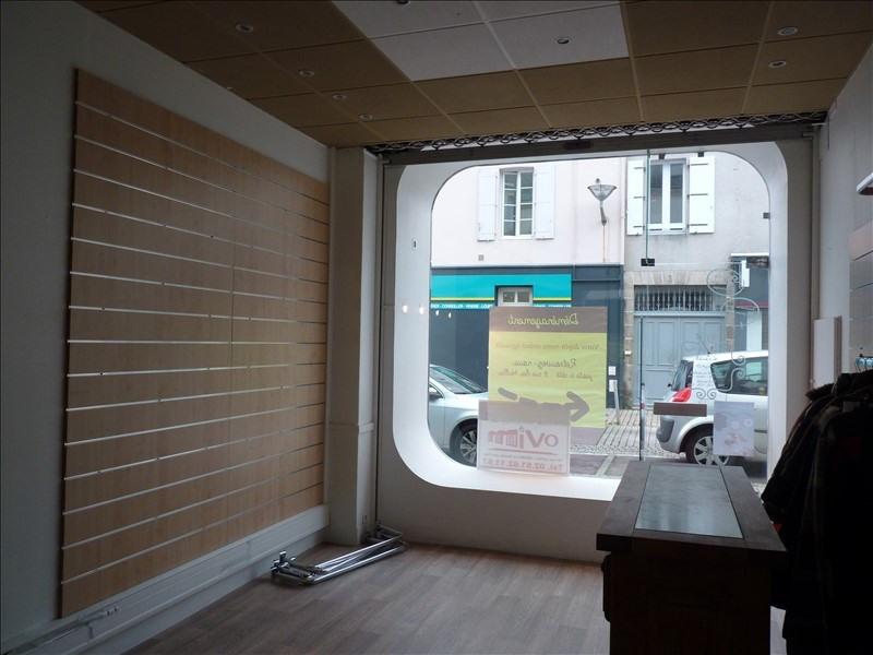 Rental empty room/storage La roche sur yon 550€ HC - Picture 2