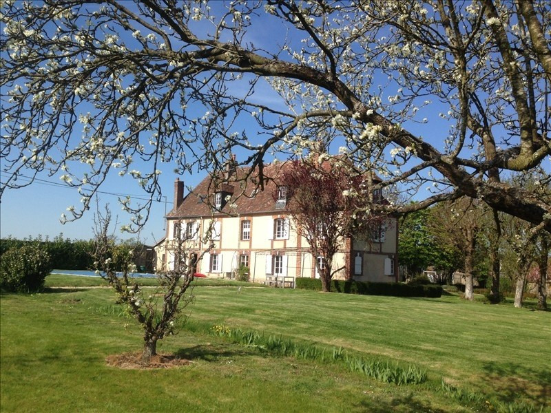 Vente de prestige maison / villa Conches en ouche 680000€ - Photo 1