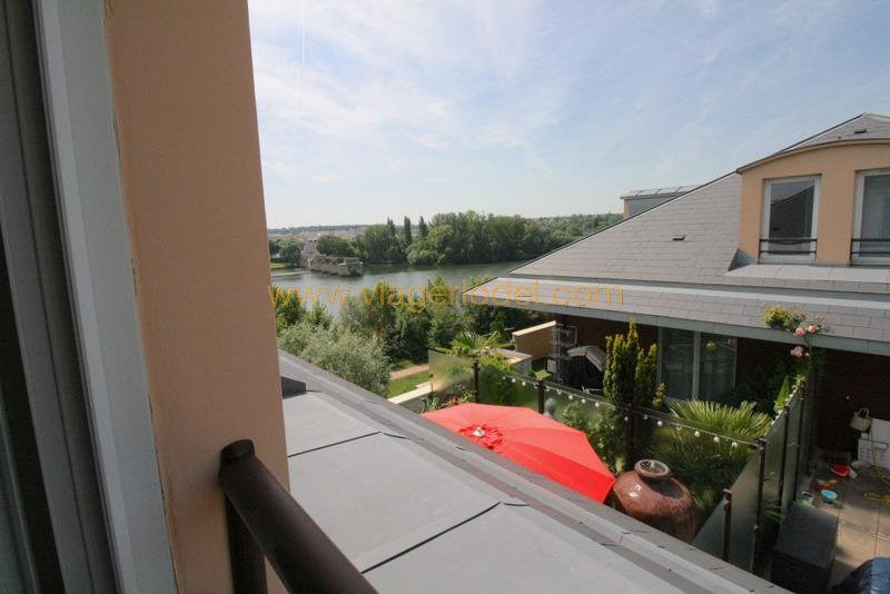 Life annuity apartment Carrières-sous-poissy 85000€ - Picture 5