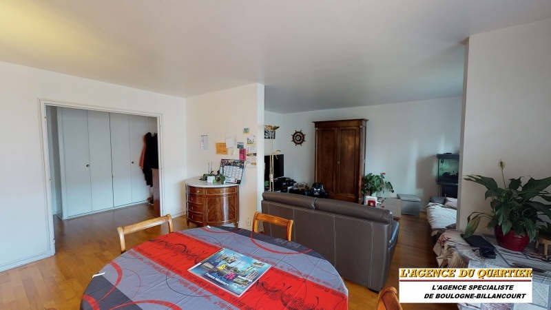 Vente appartement Boulogne billancourt 815 000€ - Photo 1