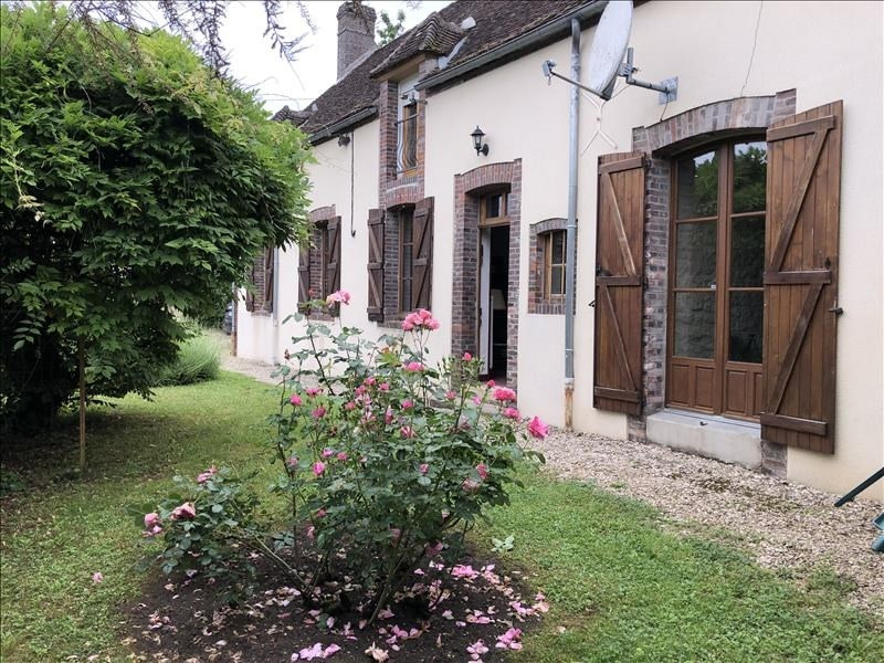 Sale house / villa St aubin chateauneuf 199 000€ - Picture 1