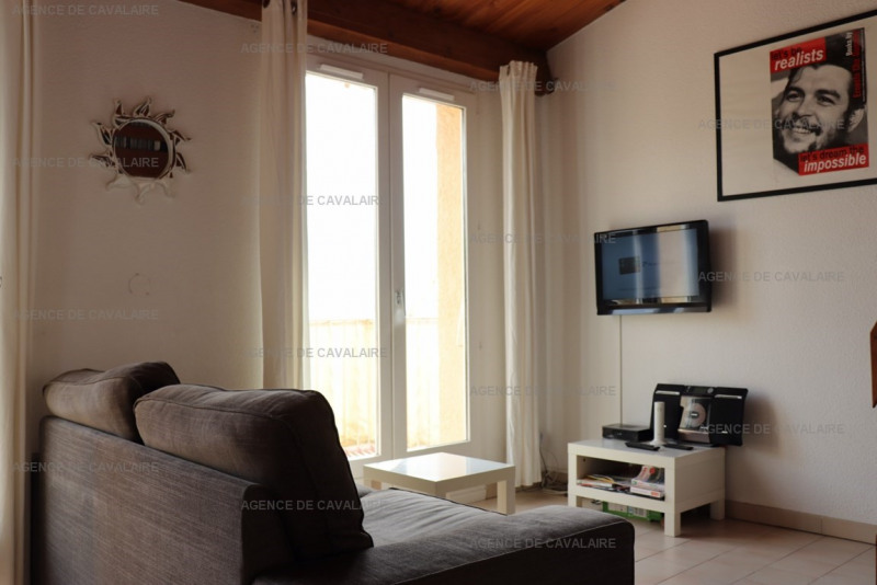 Vacation rental apartment Cavalaire sur mer 750€ - Picture 8