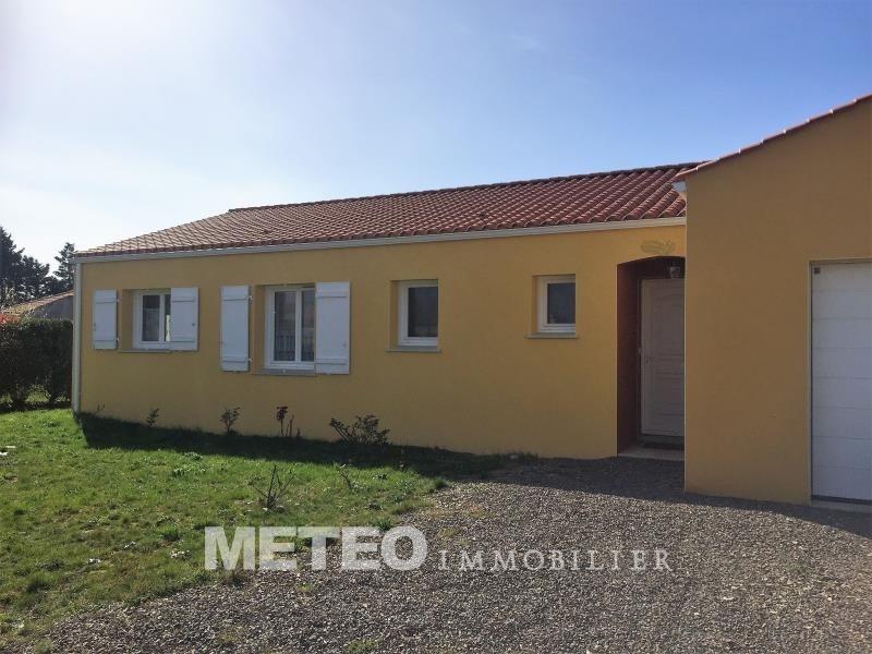 Vente maison / villa Talmont st hilaire 263000€ - Photo 1