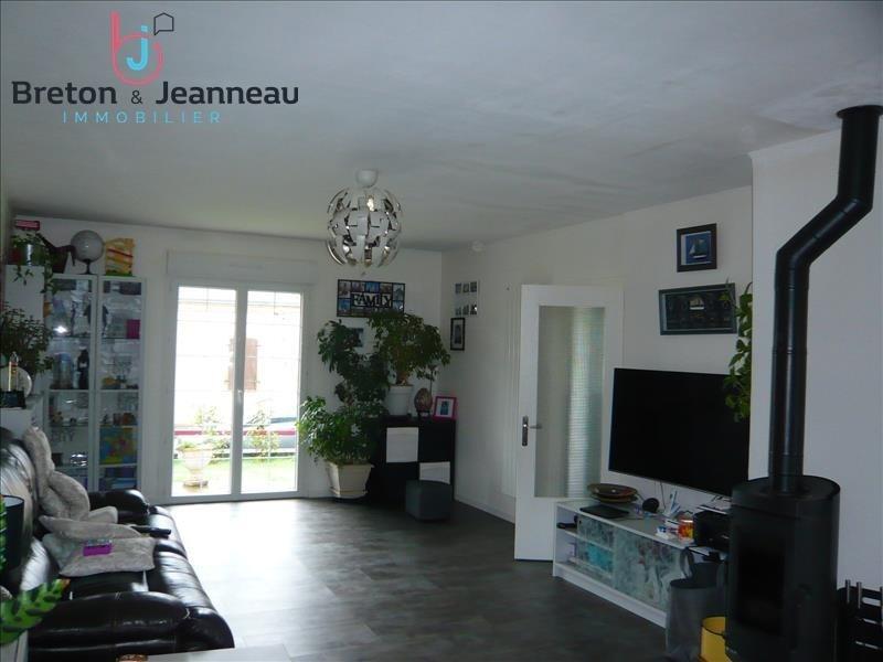 Vente maison / villa Loiron 166400€ - Photo 2