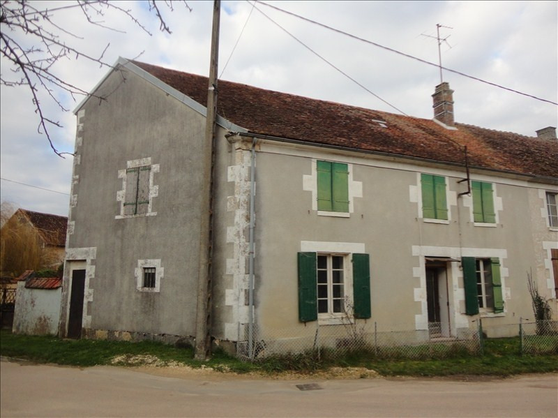 Vente maison / villa Sainpuits 35 000€ - Photo 1