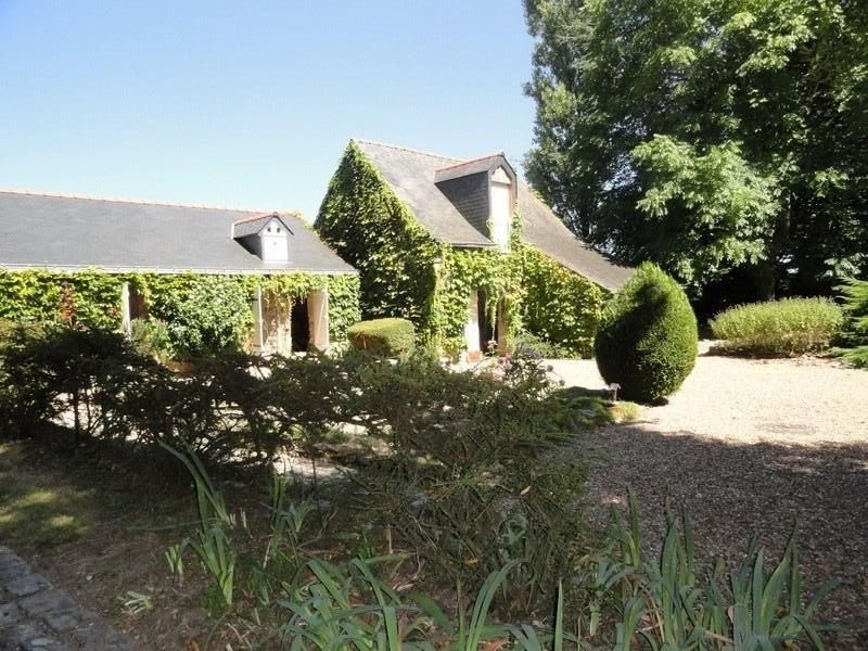 Deluxe sale house / villa Angers 20 mn nord-est 330 000€ - Picture 2