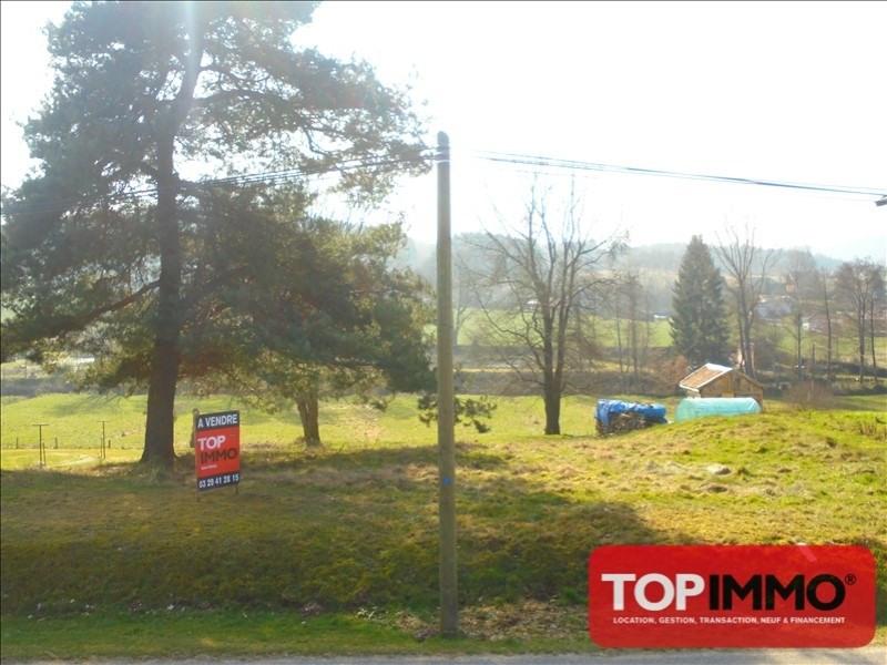 Verkauf grundstück Bruyeres 18000€ - Fotografie 3