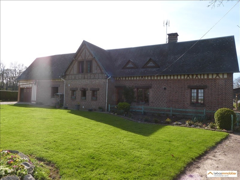 Vente maison / villa Yerville 211000€ - Photo 2