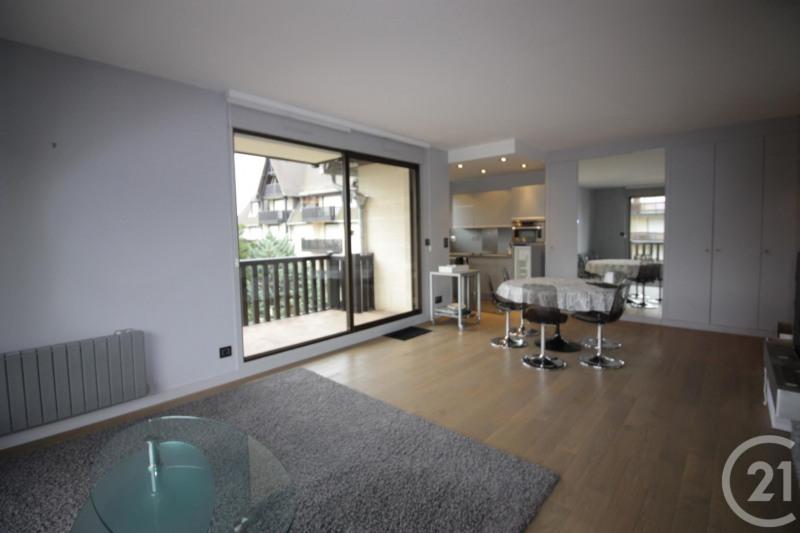 Verkoop  appartement Deauville 470000€ - Foto 5