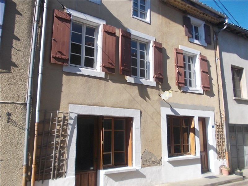Vente maison / villa Leran 70 000€ - Photo 1