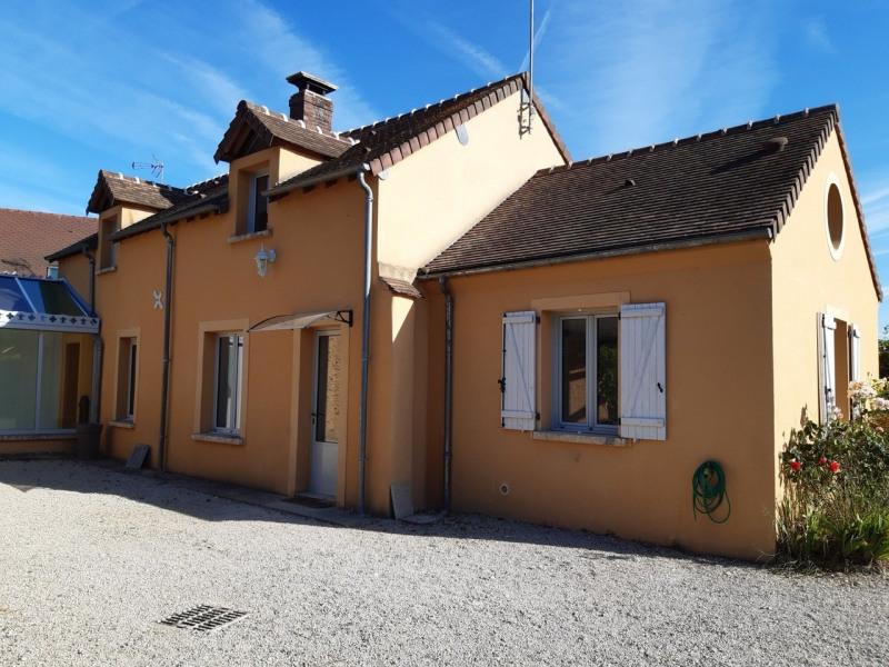 Rental house / villa Orphin 1490€ CC - Picture 1