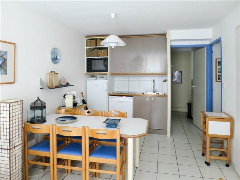 Revenda apartamento Talmont st hilaire 117700€ - Fotografia 3