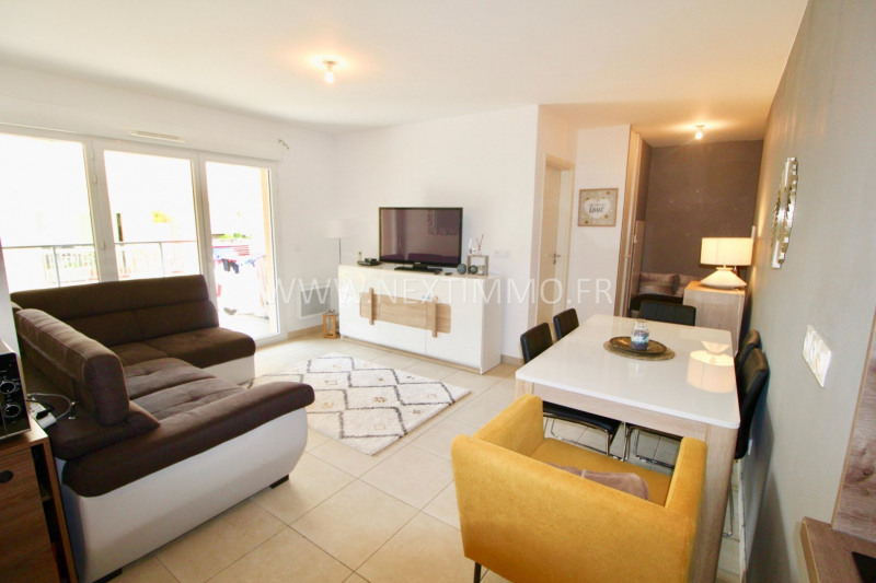 Vente appartement Menton 358 000€ - Photo 1