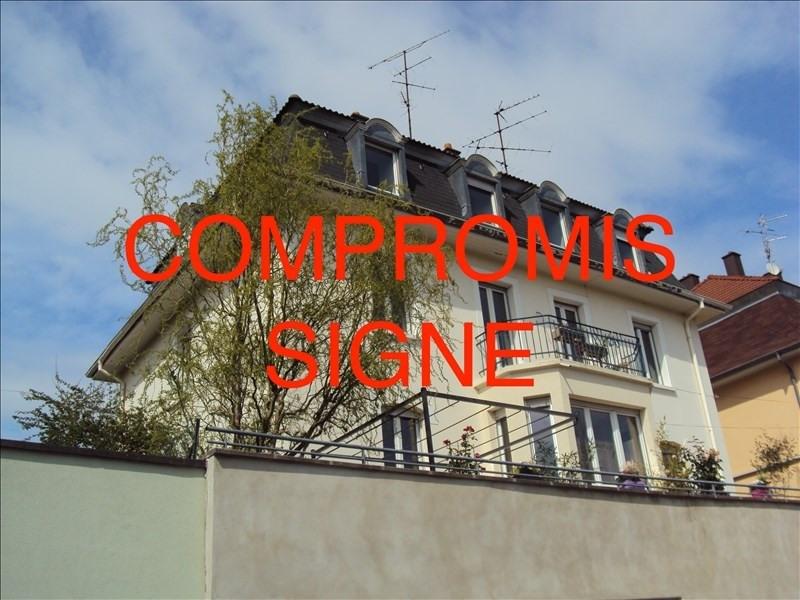 Sale apartment Riedisheim 137000€ - Picture 1