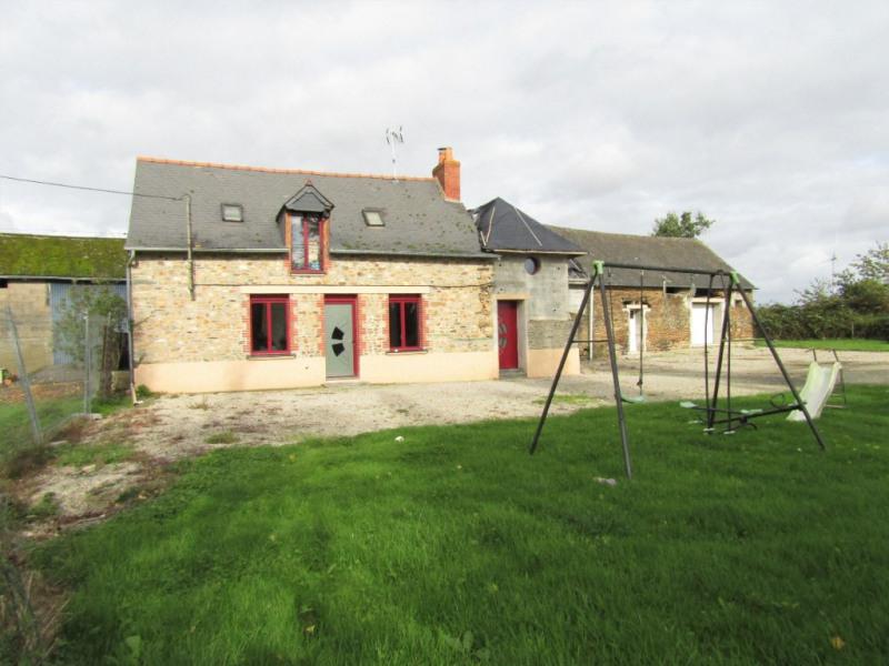 Vente maison / villa Ombree d'anjou 142000€ - Photo 1