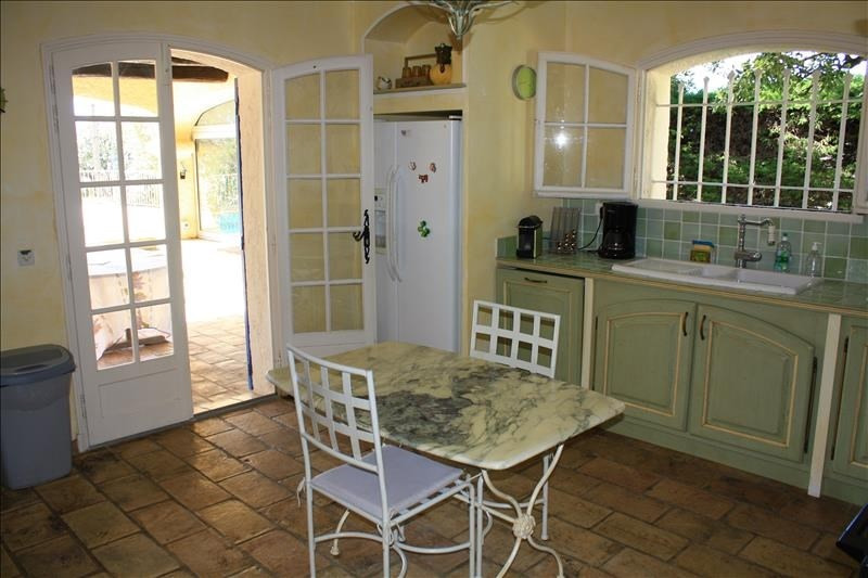 Vente de prestige maison / villa Les issambres 895000€ - Photo 6