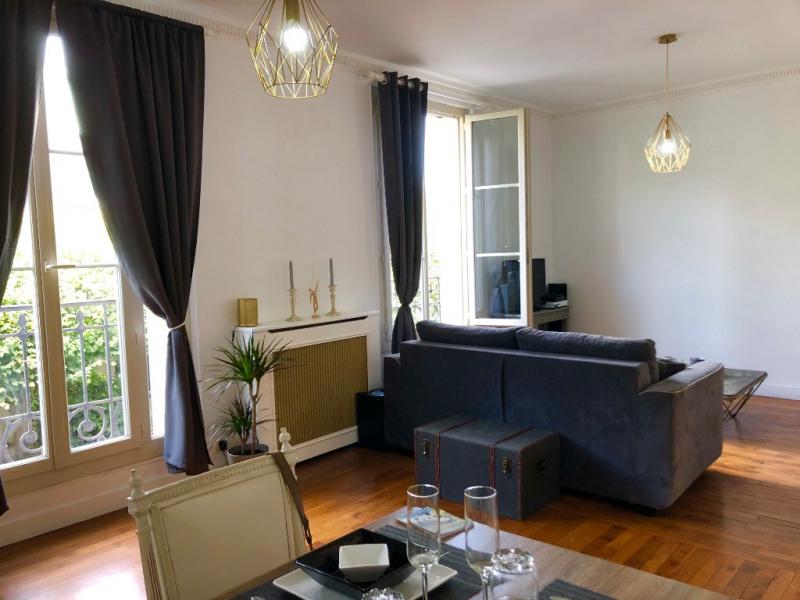 Sale apartment Le pecq 268000€ - Picture 2