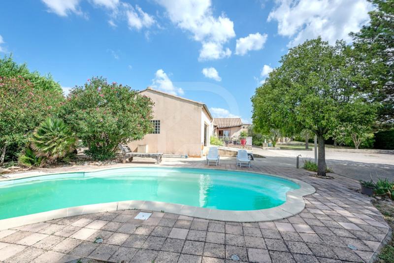 Vente maison / villa Morieres les avignon 514000€ - Photo 1