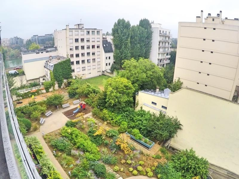 Sale apartment Courbevoie 995000€ - Picture 9