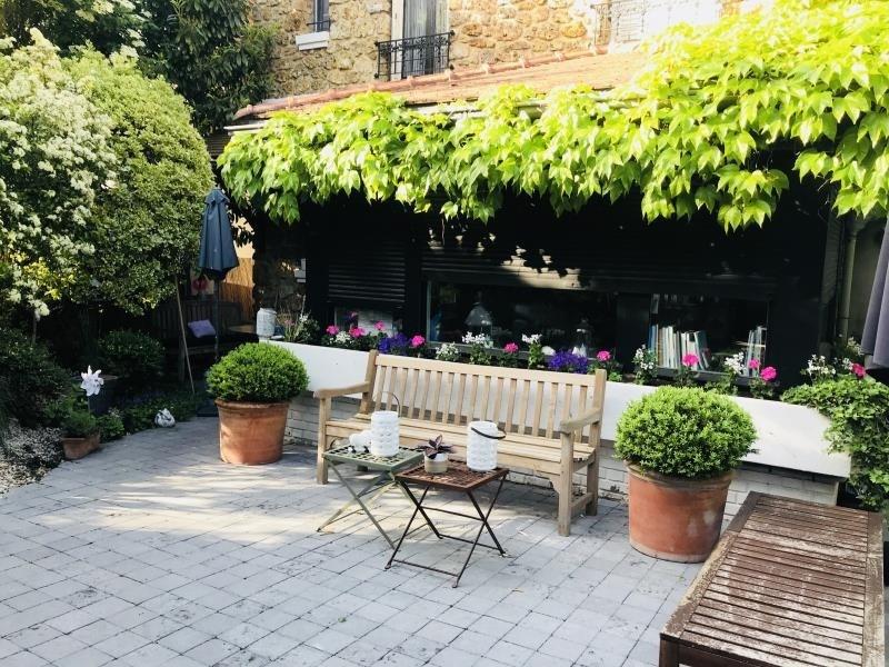 Vente de prestige maison / villa St cloud 1725000€ - Photo 1