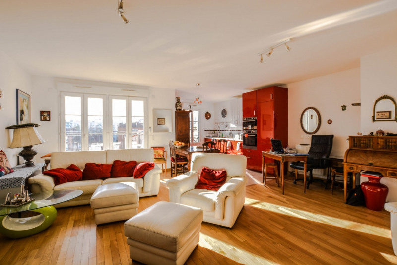 Vente appartement Courbevoie 930 000€ - Photo 2