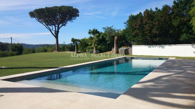 Vente de prestige maison / villa Grimaud 3000000€ - Photo 8