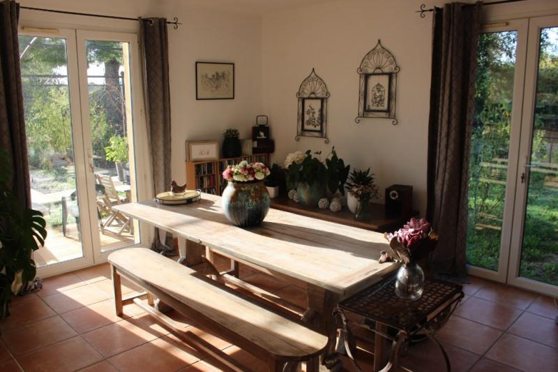 Revenda residencial de prestígio casa Lambesc 580000€ - Fotografia 7