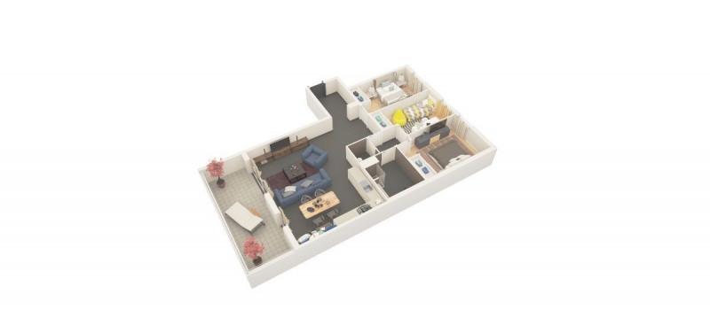 Sale apartment Ajaccio 285000€ - Picture 2