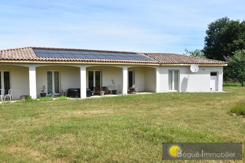 Sale house / villa Bouloc 288000€ - Picture 5
