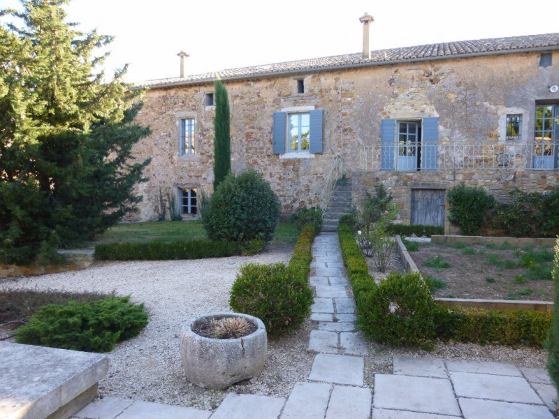 Deluxe sale house / villa Uzes 1 390 000€ - Picture 4