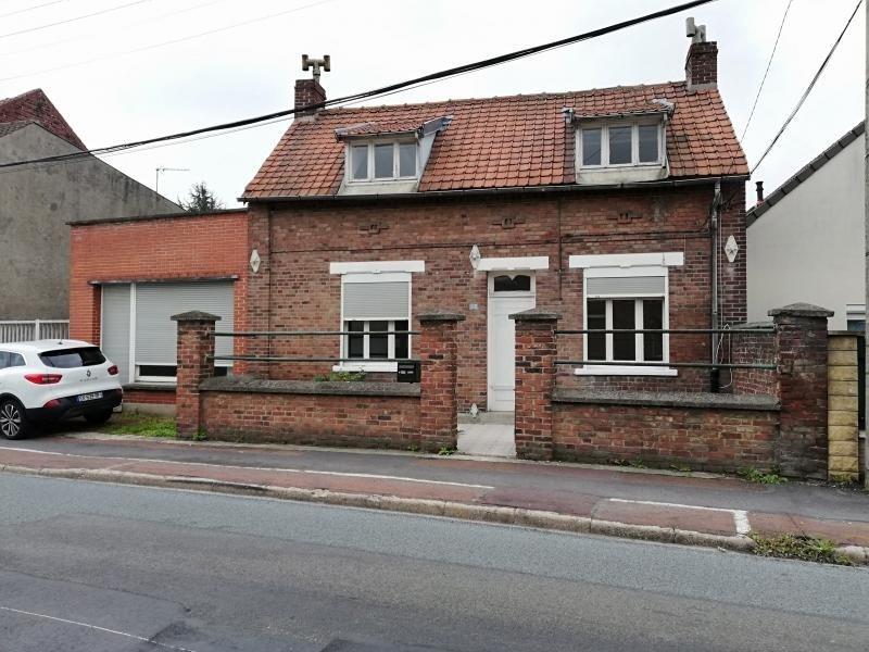 Vente maison / villa Courcelles-lès-lens 139500€ - Photo 1