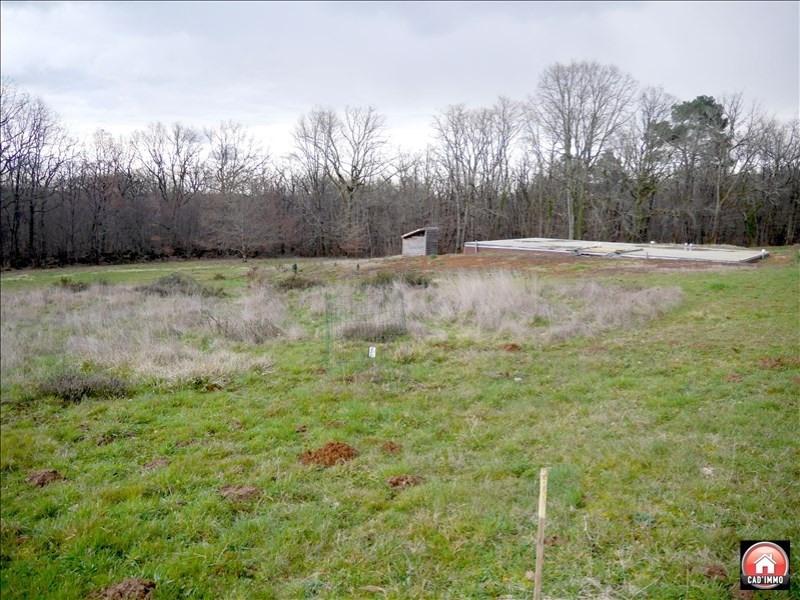 Vente terrain Bergerac 38000€ - Photo 1