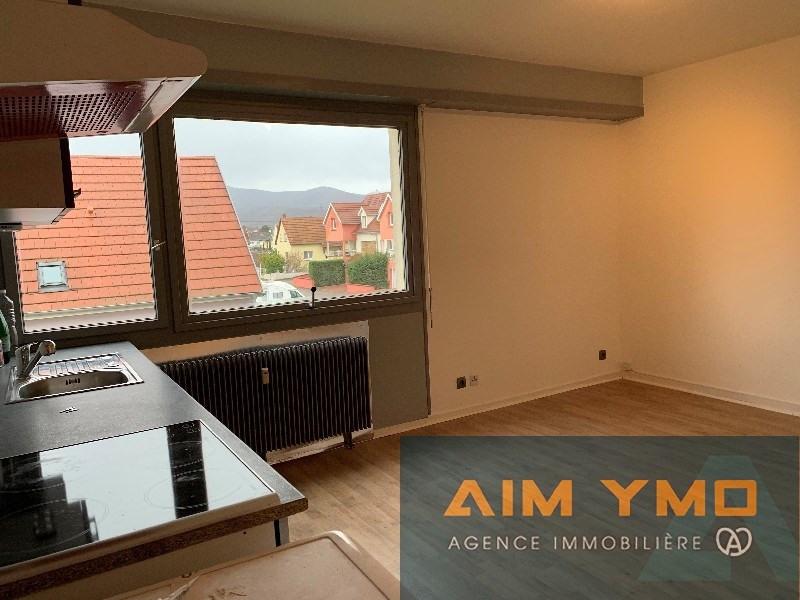 Vente appartement Ingersheim 74800€ - Photo 2