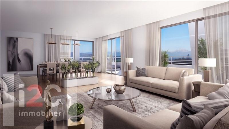 Vente appartement Divonne les bains 449000€ - Photo 4