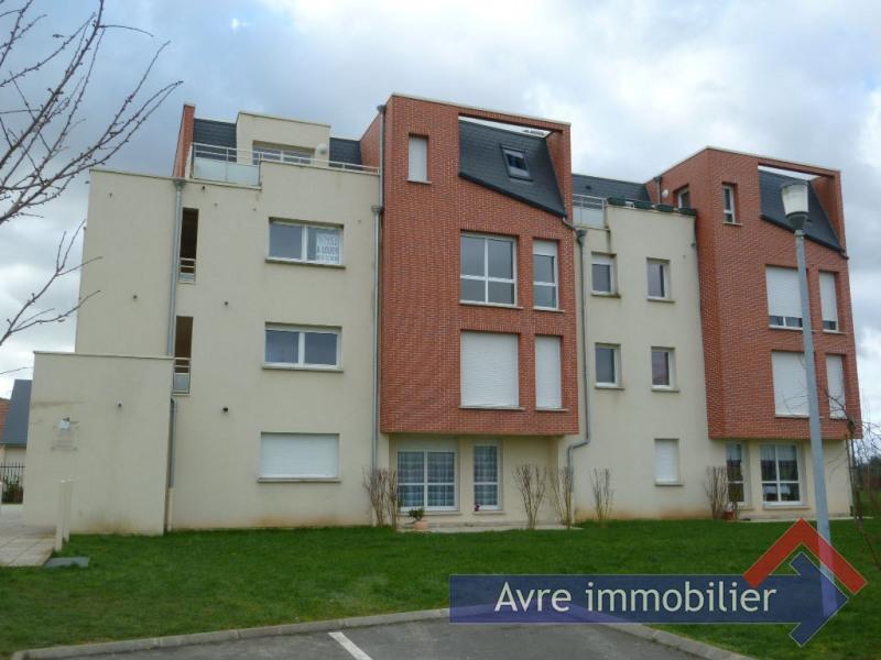 Rental apartment Verneuil d'avre et d'iton 480€ CC - Picture 1